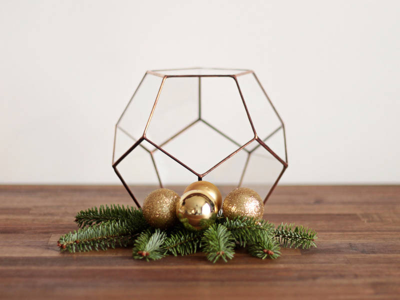 christmas table settings - freshome.com
