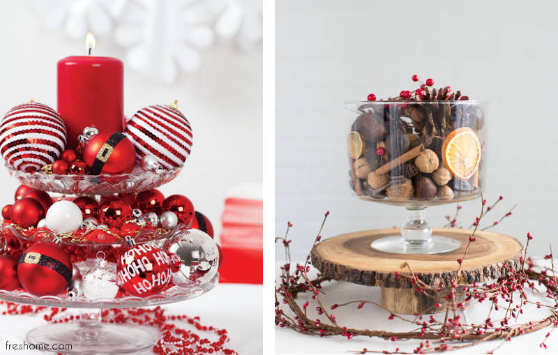 christmas centerpiece ideas - freshome.com