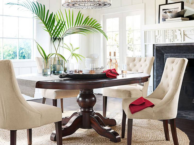 tufted dining chairs - freshome.com