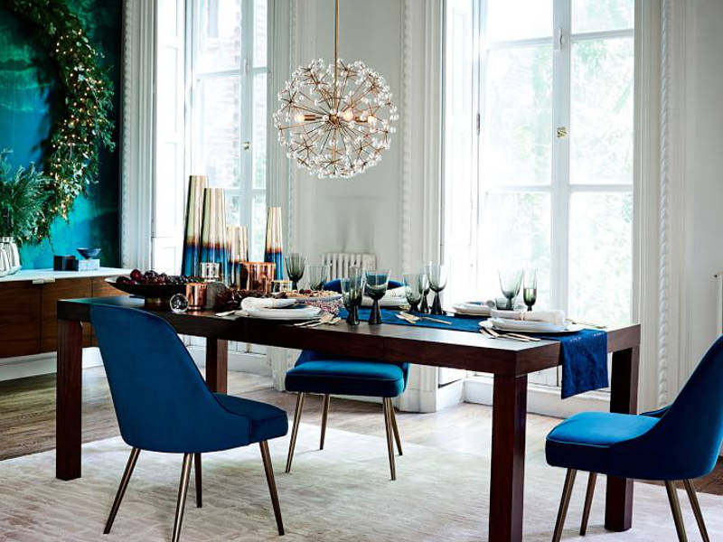 modern dining chairs and upholstered dining room chairs - freshome.com