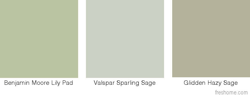 decorating with sage green - freshome.com