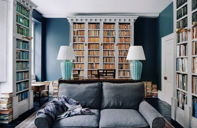 How To Make Your Bookshelves Beautiful